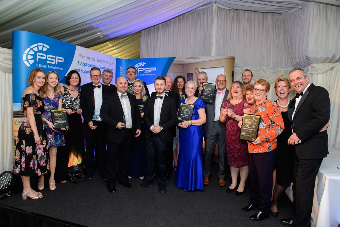 Winners announced at the South Holland Business Awards 2018