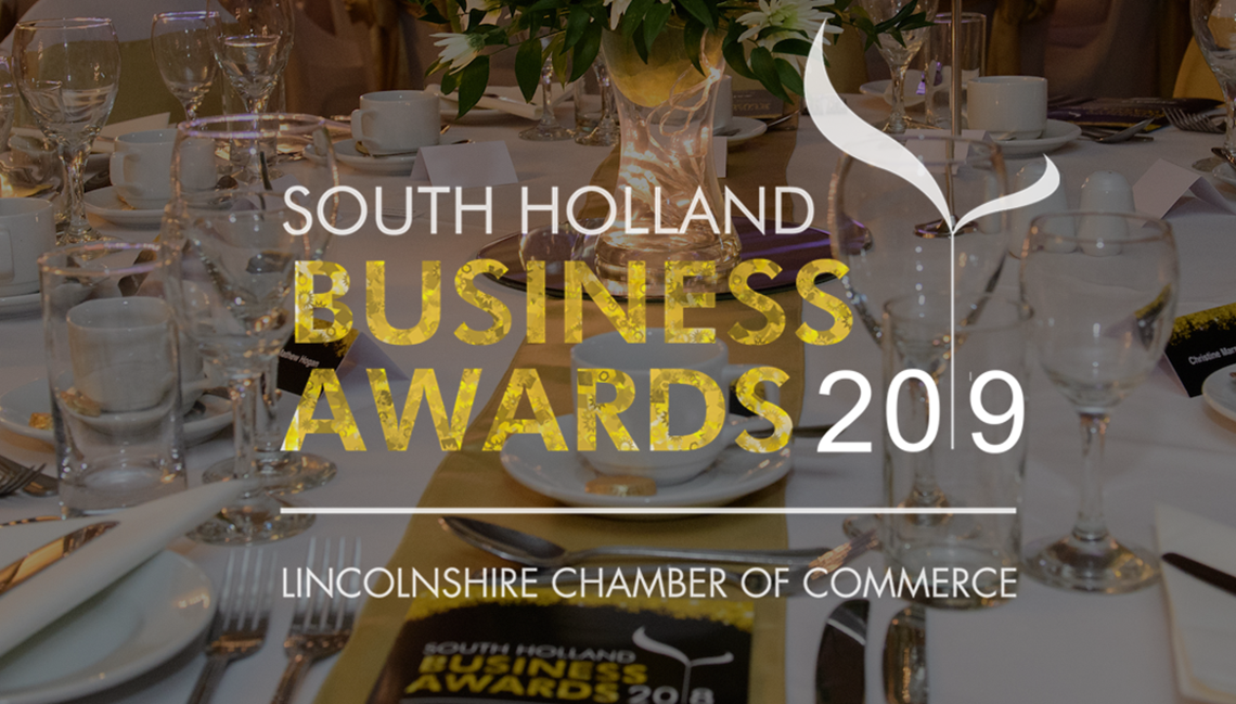 Finalists announced for the 2019 South Holland Business Awards