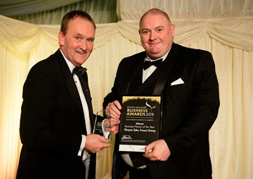 Business Person of The Year in Memory of Phil Scarlett